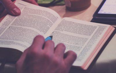 ¿Cómo debemos estudiar la Biblia?